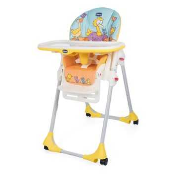 Mothercare | Chicco Polly  Birdland Baby Highchair