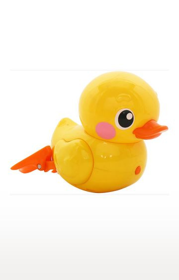 Mothercare | Robo Alive Junior Battery-Powered Baby Duck Bath Toy