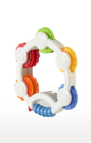 Mothercare | Fisher Price Shake N Beats Tambourine