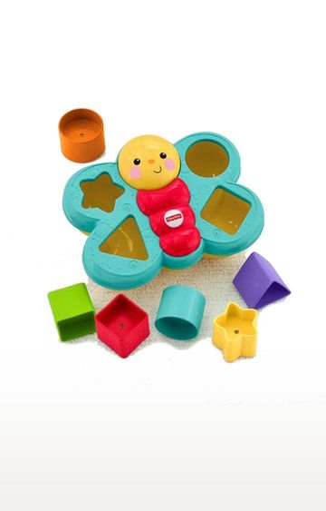 Mothercare | Fisher Price Cdc22 Butterfly Shape