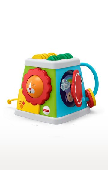 Mothercare | Fisher Price Ecl Cube