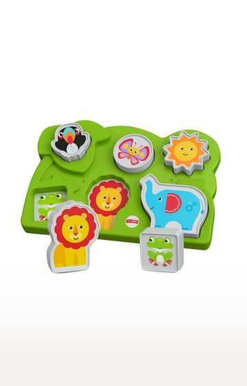 Mothercare | Fisher Price Ecl Puzzle