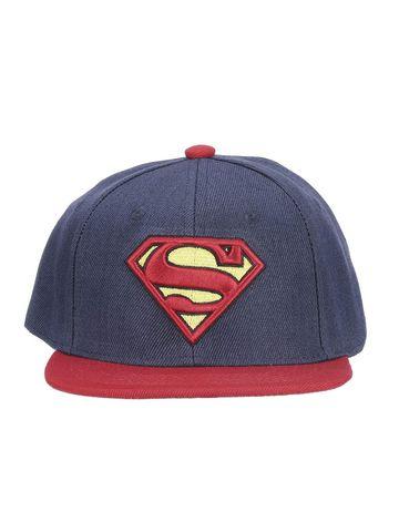 Mothercare | Kidsville Boys Cap Superman-Black