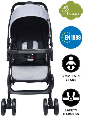 Mothercare | R for Rabbit Cuppy Cake Grand Stroller