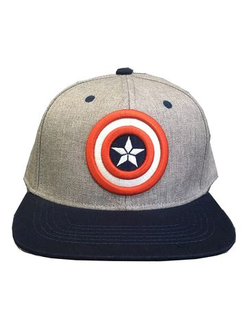 Mothercare | Kidsville Boys Cap Avengers-Grey
