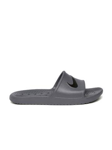 Nike | Nike Women's Grey Slide Flip Flops