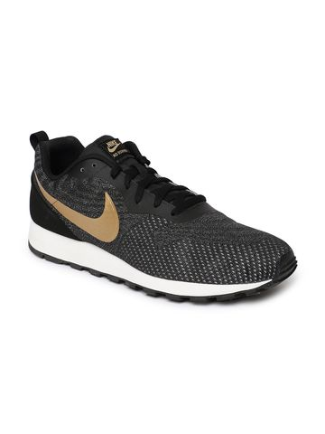 Nike   Nike Mens Black Running Shoes