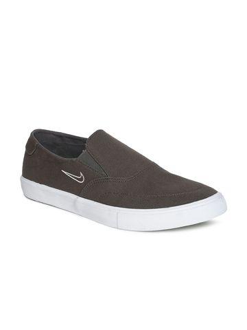 Nike | Nike Mens Brown Casual Slip-ons