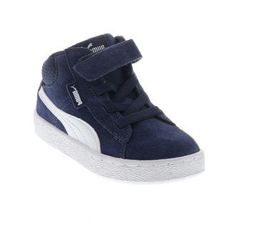Puma | Navy Blue Puma Boys 1948  V Inf Sneakers