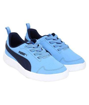 Puma   Puma Boys Girls Lace Sneakers