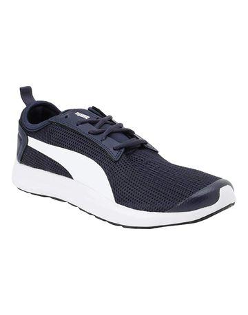 Puma | Puma Mens Navy Blue Running Shoes