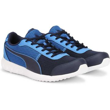 Puma | Blue Puma Men Running  Shoes