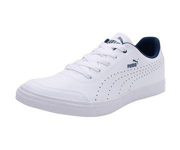 Puma | Puma Mens Court Maze Vulc Sl Idp White-gib Sneaker