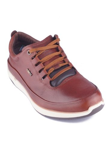 RED CHIEF | RED CHIEF BROWN CASUAL DERBY SHOE FOR MEN RC1154 003