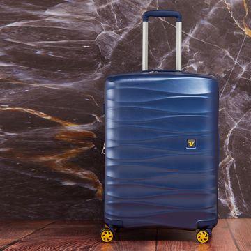 Roncato | Roncato Unisex Blue Notte Policarbonate/ABS Suitcases