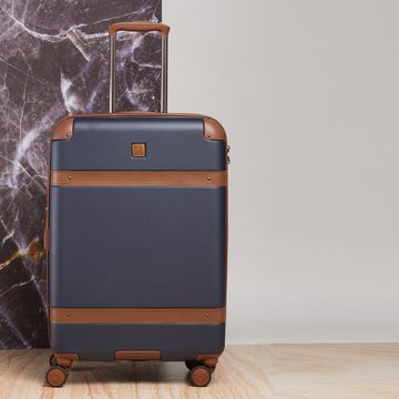Roncato | Roncato Unisex Blue ABS Suitcases