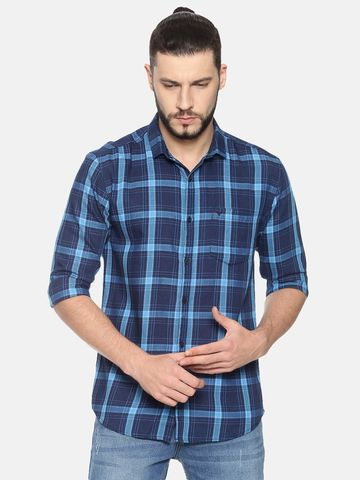 Showoff | SHOWOFF Mens Cotton Casual Printed Shirt