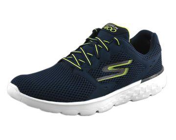 Skechers | Blue Skechers Men's Walking Shoes