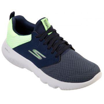Skechers | Blue Skechers Running Shoes