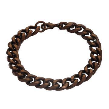 SUKKHI | Sukkhi Charming Metel Brown Bracelate For Men