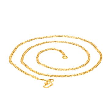 SUKKHI | Sukkhi Astonish Gold Plated Anchor Chain for Men
