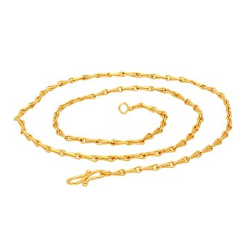 SUKKHI | Sukkhi Splendid Gold Plated Link Chain for Men