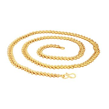 SUKKHI | Sukkhi Sparkling Gold Plated Chain for Men