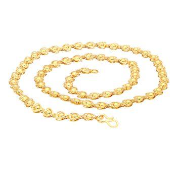 SUKKHI | Sukkhi Shinning Gold Plated Unisex chain