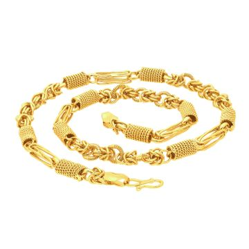 SUKKHI | Sukkhi Spectacular Gold Plated Rope Chain for Men