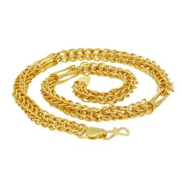 SUKKHI | Sukkhi Lavish Gold Plated Chain for Men