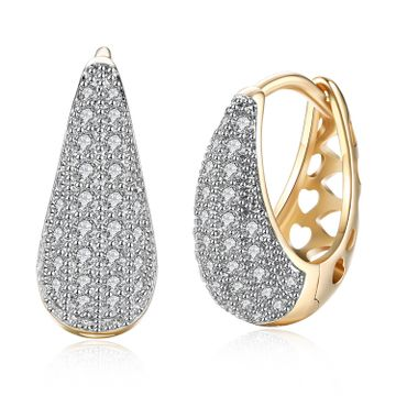 SUKKHI | Sukkhi Exclusive Crystals from Swarovski Gold Plated Clip-On Earring for Women