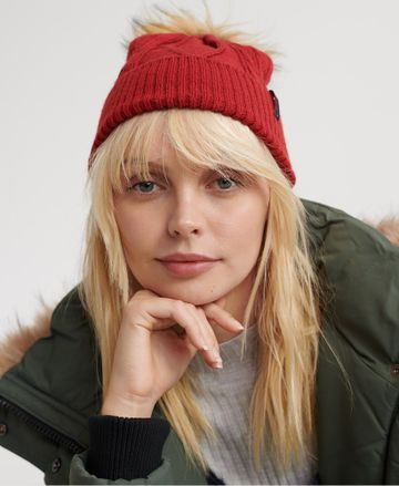 Superdry | LANNAH CABLE BEANIE