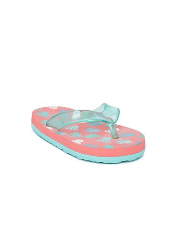 United Colors of Benetton | United Colors of Benetton Girls Flip Flop