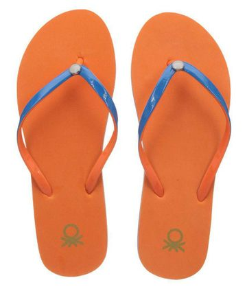 United Colors of Benetton | United Colors of Benetton Womens Flip-Flops and House Slippers