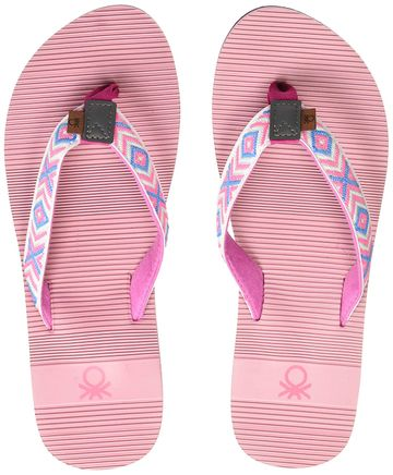 United Colors of Benetton | United Colors of Benetton Womens Flip Flop