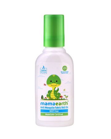 Mothercare | Mamaearth Anti Mosquito Fabric Roll On, 8Ml