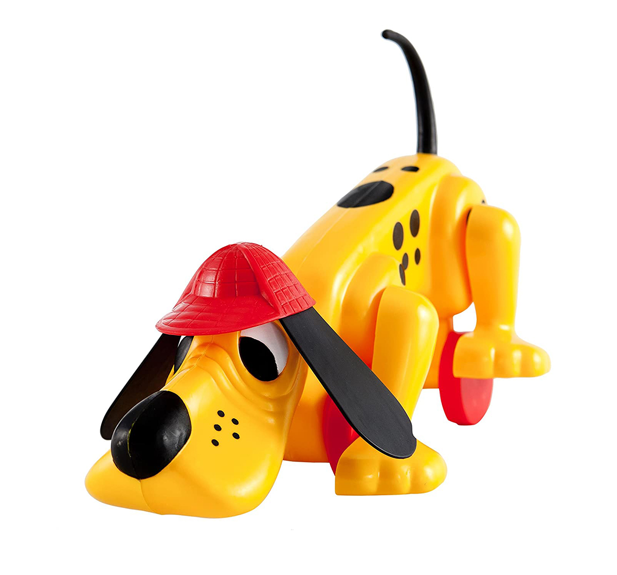Giggles | Giggles Digger The Dog Activity Toys for Kids age 12M+ (Yellow)