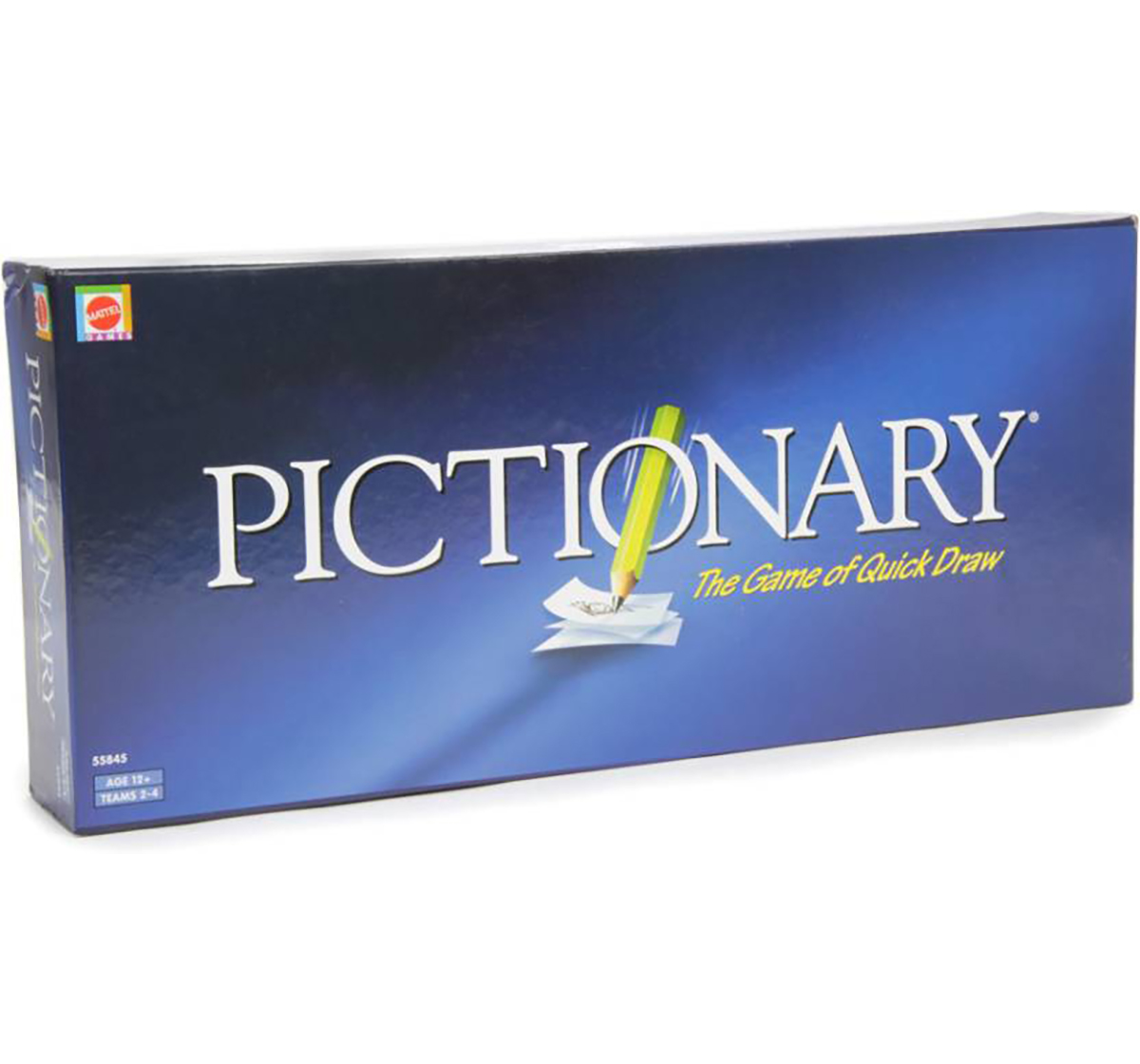 Mattel | Mattel Pictionary - The Game Of Quick Draw Board Games for Kids age 10Y+