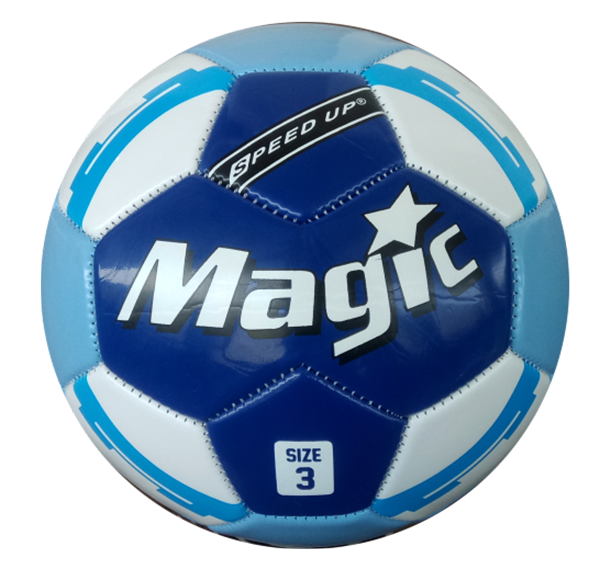 Speed Up | Speed Up Football Size 3 Magic for Kids age 10Y+