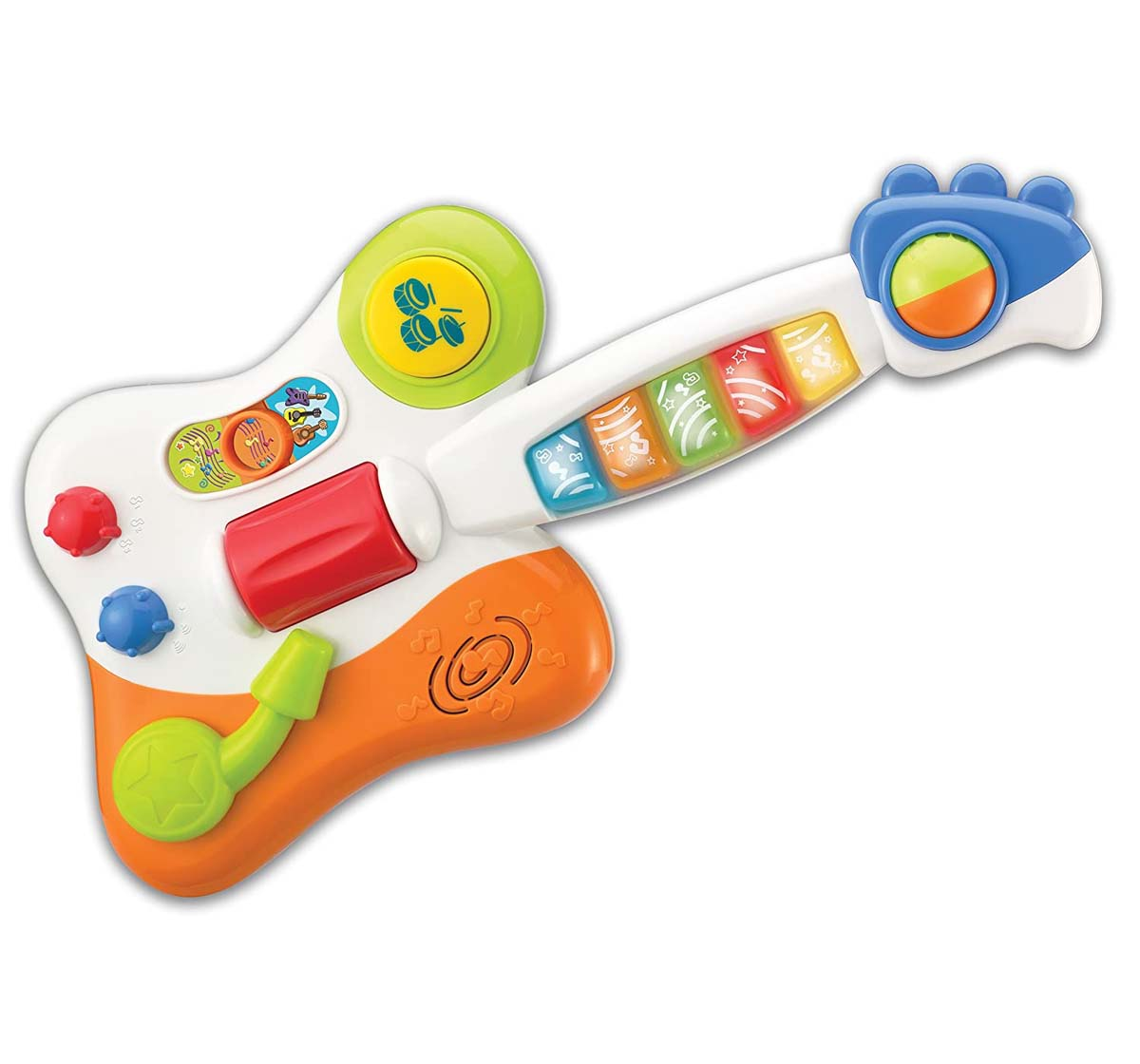 WinFun | Winfun Little Rock Star Guitar Learning Toys for Kids age 3Y+