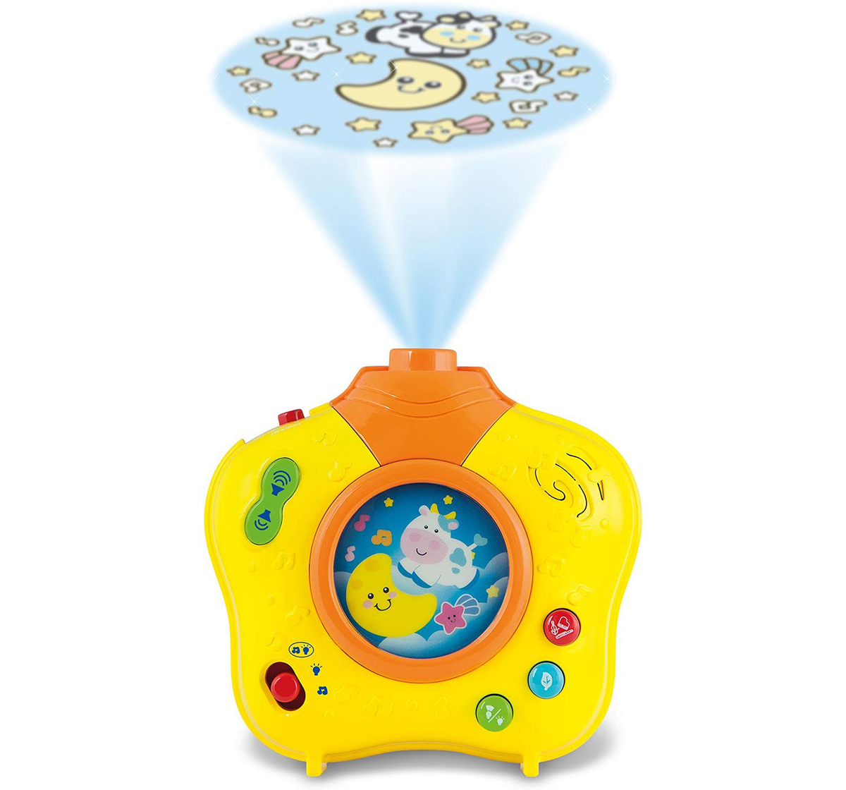 WinFun | Winfun Baby Dreamland Sooth Projector New Born for Kids age 0M+