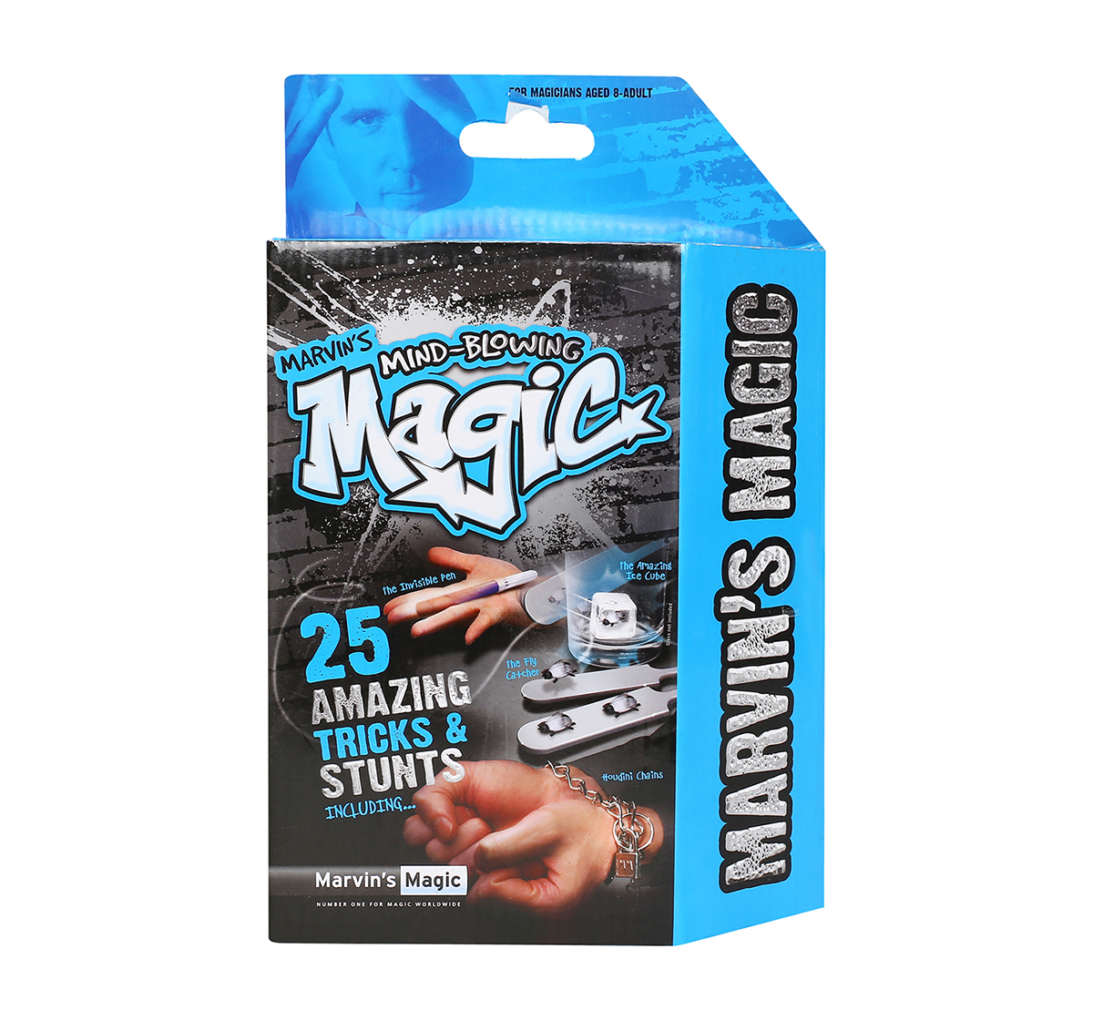 Marvin's Magic | Marvin'S Magic 25 Amazing Tricks And Stunts Impulse Toys for Kids age 8Y+