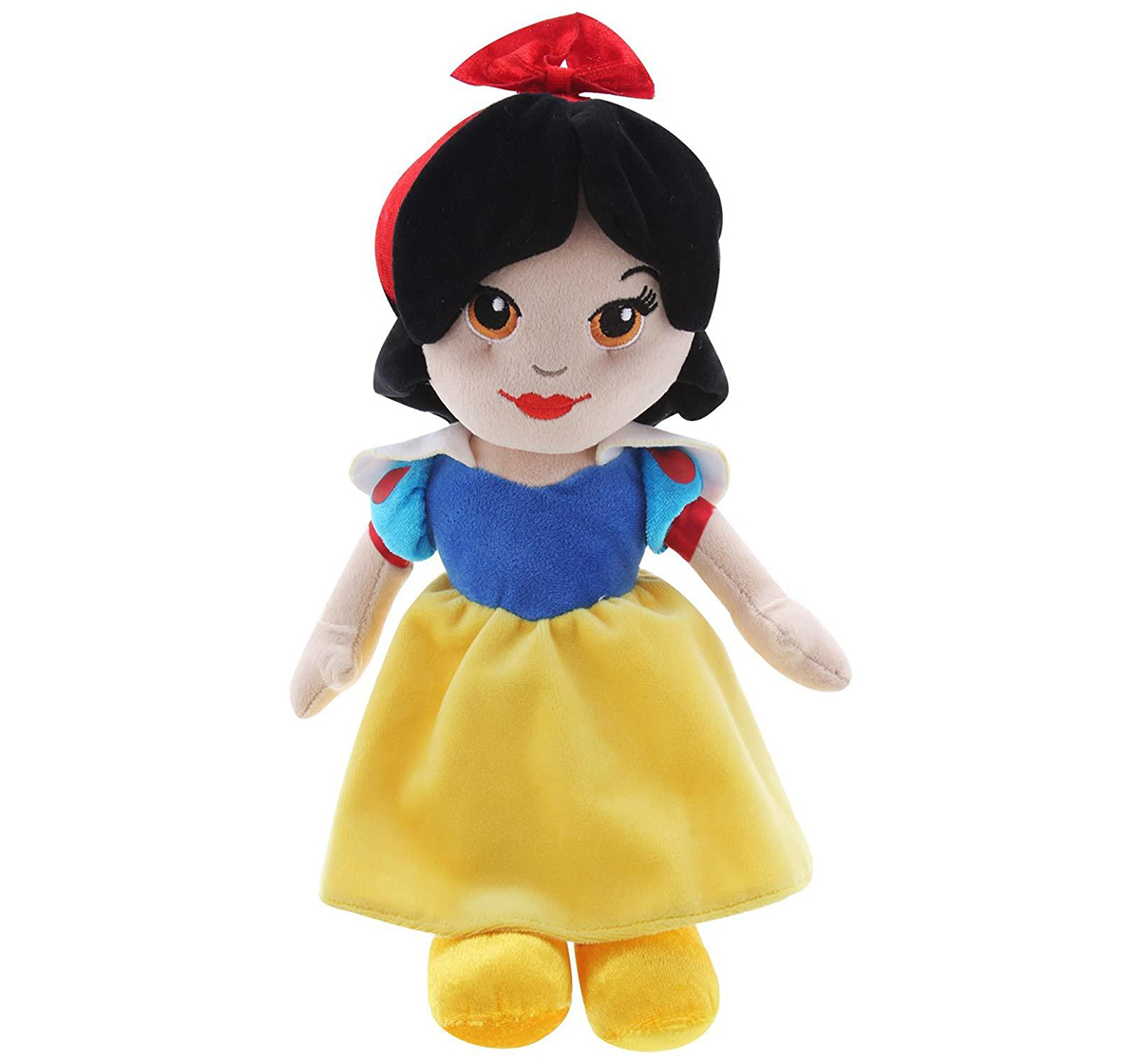 """Disney   Disney Multi Color 12"""" Character Soft Toy for Kids age 1Y+ - 30 Cm"""