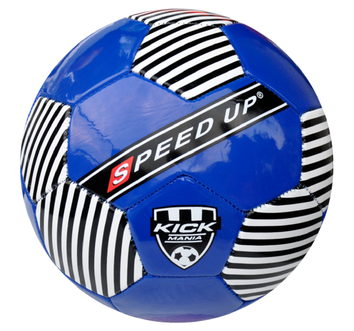Speed Up | Speed Up Football Size 5 Kick Mania, Unisex, 10Y+ (Multicolor)