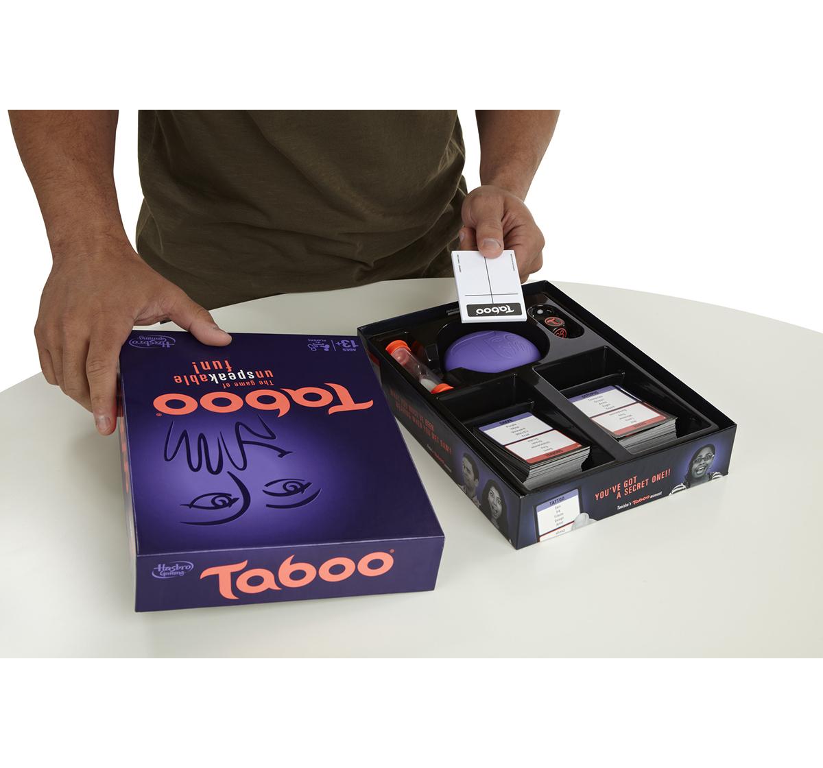 Hasbro Gaming | Hasbro Gaming Taboo Board Games for Kids age 13Y+