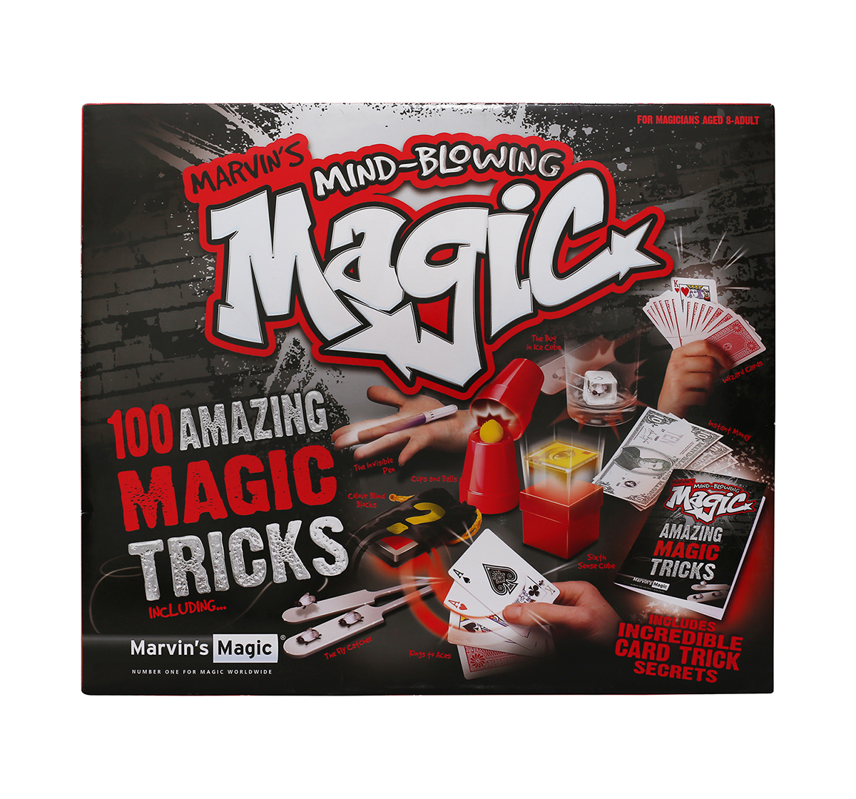 Marvin's Magic | Marvin'S Magic Mind Blowing Magic Tricks Impulse Toys for Kids age 8Y+
