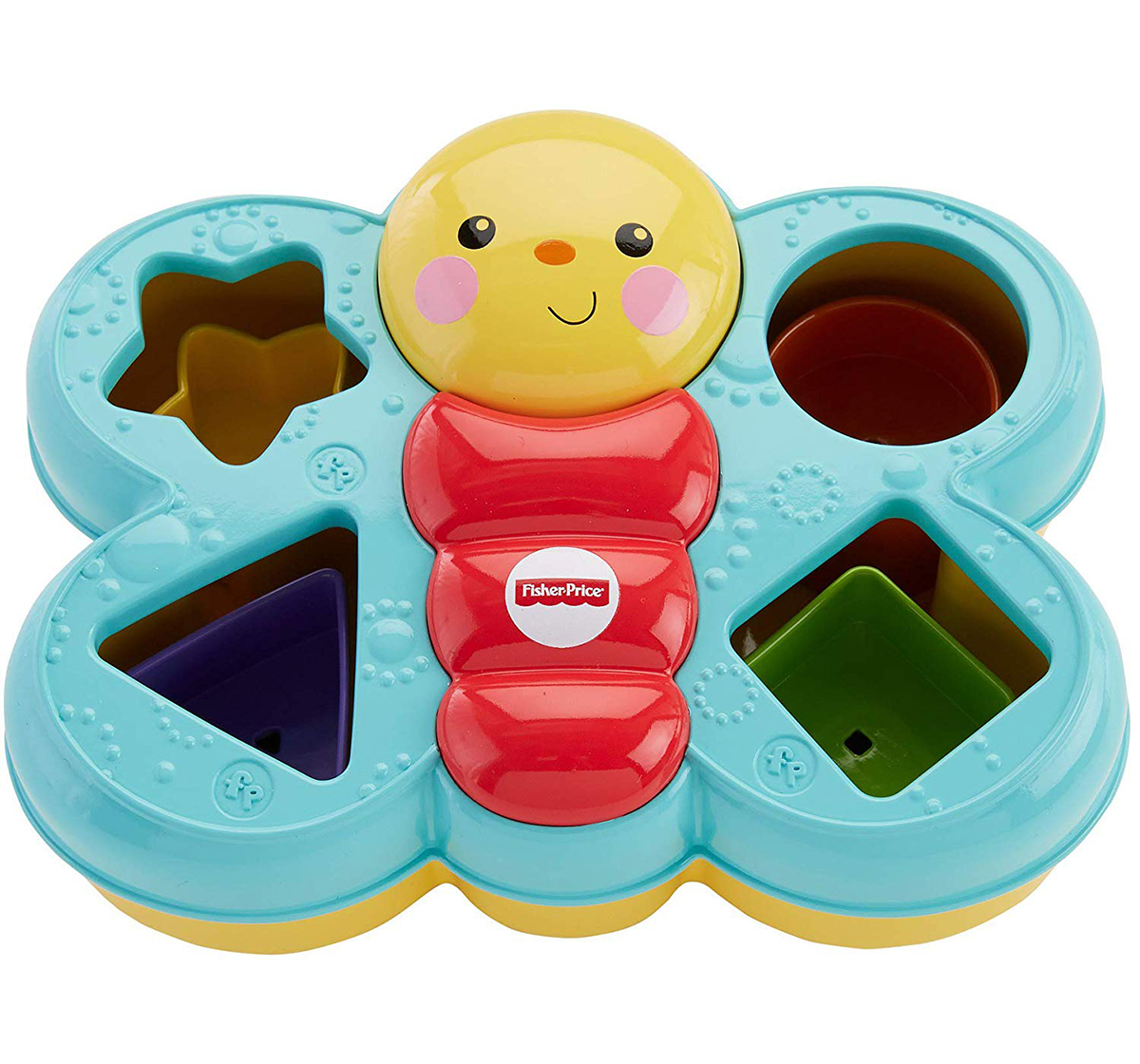 Fisher-Price   Fisher Price Sort N Spill Butterfly Activity Toys for Kids age 6M+
