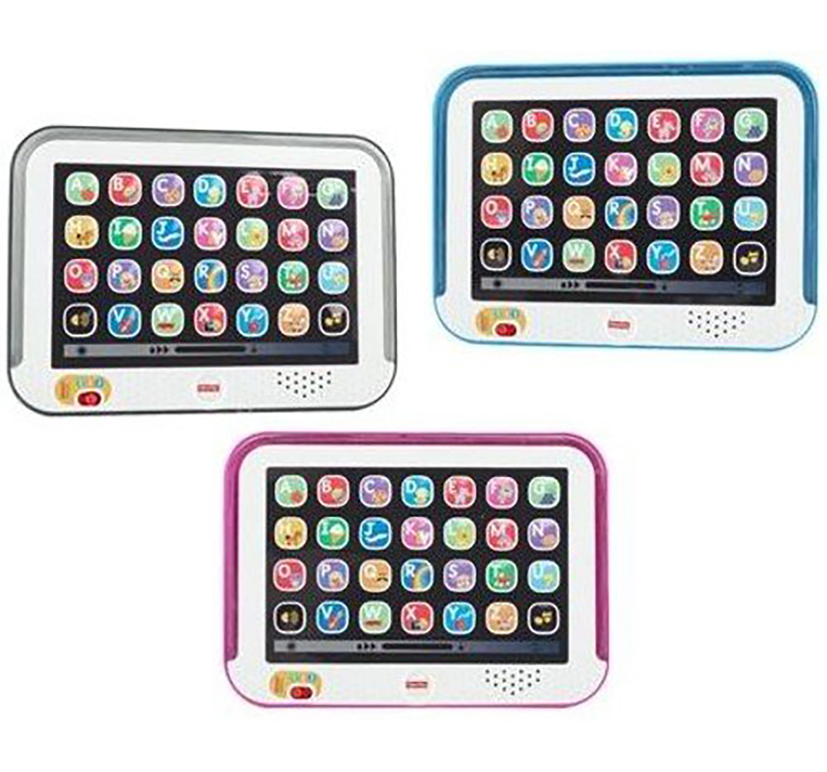 Fisher-Price   Fisher Price Laugh N Learn Smart Stage Tablet Learning Toys for Kids age 1Y+
