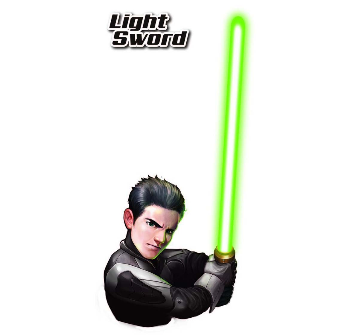 X-Shot | X-Shot Light Swords With Led Action Figure Play Sets for Kids age 8Y+