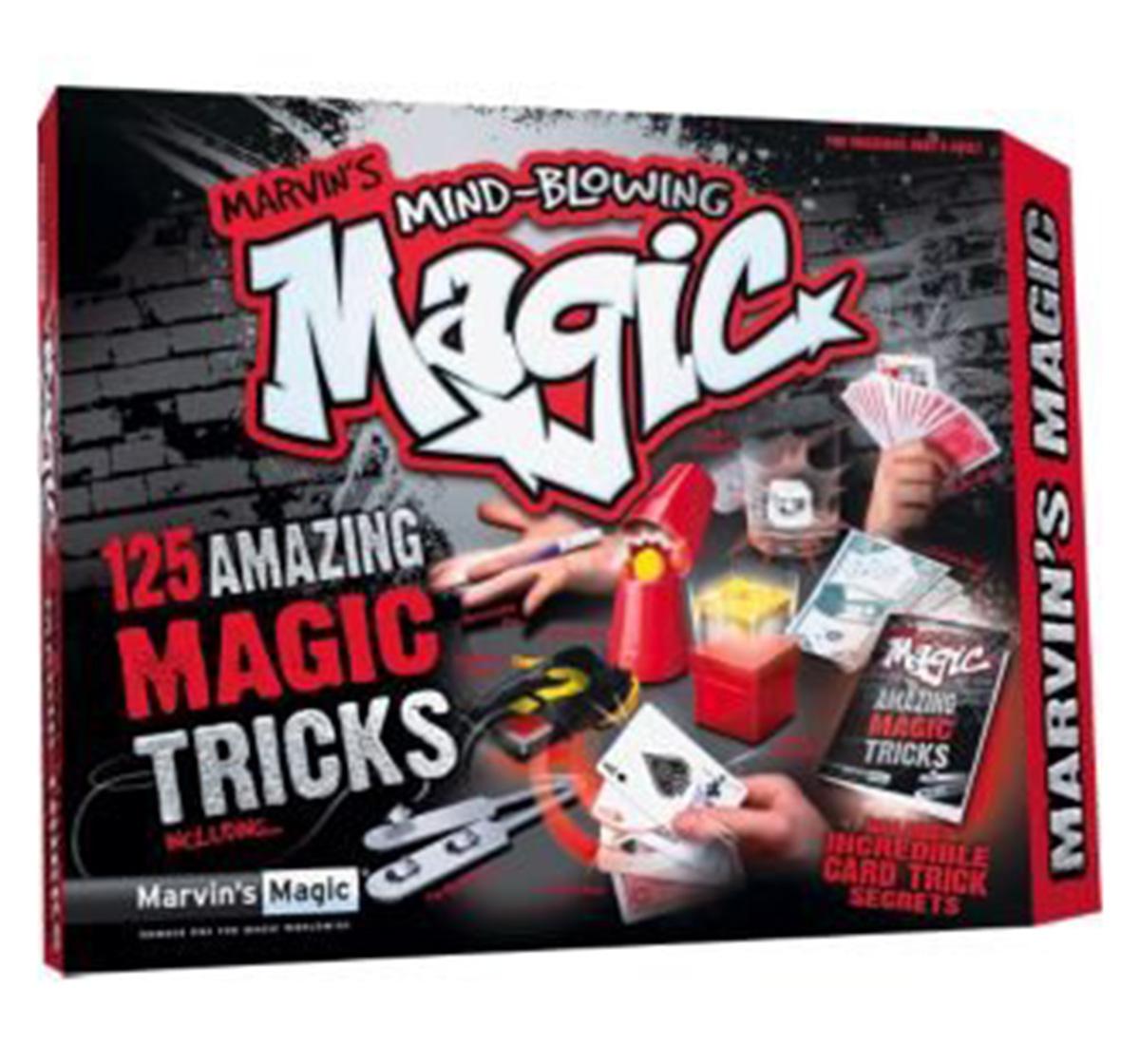 Marvin's Magic | Marvin'S Magic Mind Blowing 125 Tricks